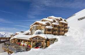 Hotels pour séminaire à la neige