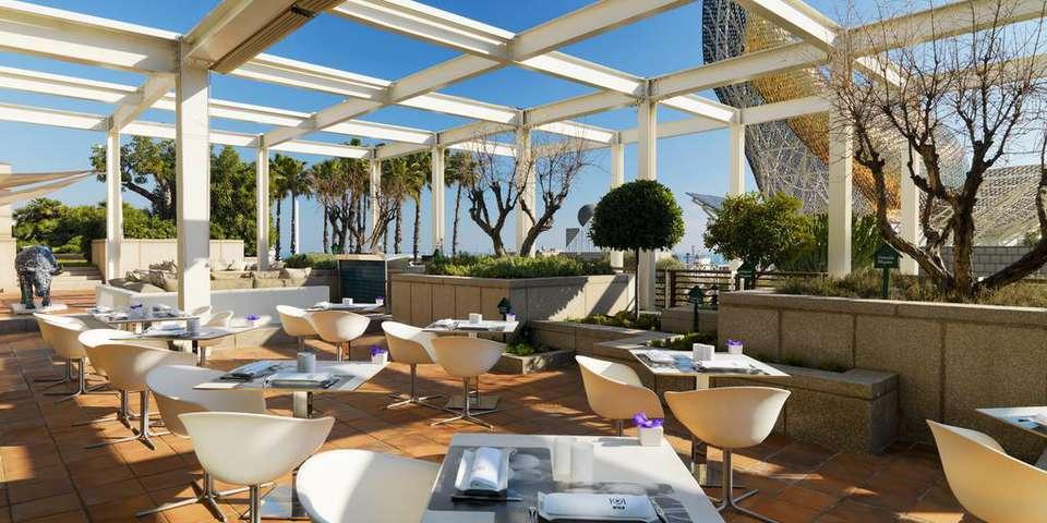 Hotel arts barcelona pour groupe et s minaire h tel for Hotel design a barcelone