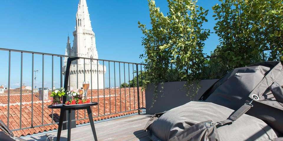 Hotel Seminaire La Rochelle